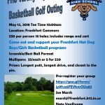 Golf-Outing to Support Basketball Programs