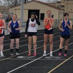 Track Results from 4/5
