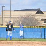 JV and Varsity Softball Fall Short vs Lebanon