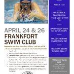 Frankfort Swim Club Registration
