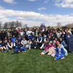 Girls Track and Field Place 2nd at County