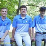 All Conference Boys Golf