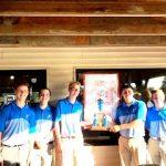Hot Dog Golfers Win County Title