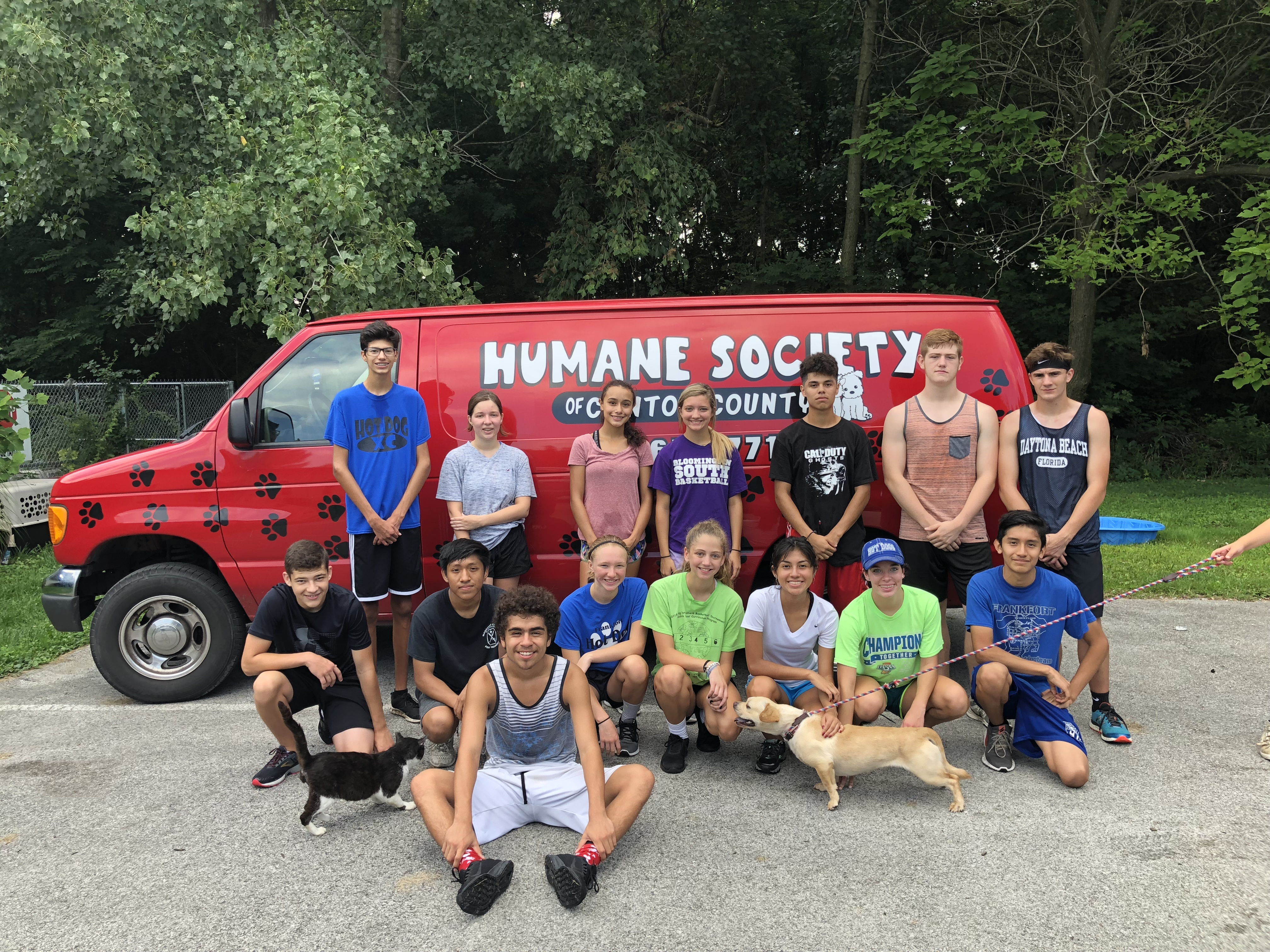 Cross Country Fundraiser Update