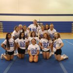 Cheer to Participate at State Fair