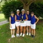 Girls Golf Wins County Championship