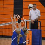 Hot Dog Volleyball 3-1 over North Montgomery