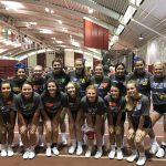 FHS Cheer participates in IU Stunt Clinic