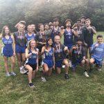 Boys and Girls Xc Win Clinton County Championship Meet