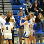 Girls Varsity Basketball falls to Attica 48 – 45