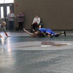 Hot Dog Wrestlers go 2-2 at Zionsville