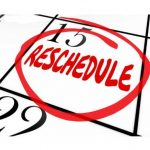 MS Golf – Schedule Update