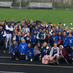 Boys and Girls Track Teams Win the County Meet!