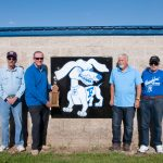 Hot Dog Baseball Over TriWest and Recognition of 1967 Seniors