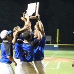 Frankfort Baseball Wins Sectional Championship!