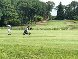 2019 Boys Golf Regional