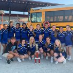 FHS Competition Cheer Claims 3rd Place at State Fair