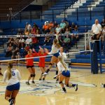 Volleyball Opens Conference Season with a Win
