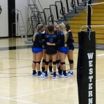 Volleyball Comes Back to Defeat Western in 5