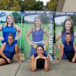 Senior Ladies Golfers