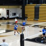 Volleyball at Lebanon