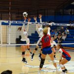 Volleyball Falls to 1-3 in SAC