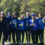 Girls XC Qualifies for Regionals for First Time Since 2013!