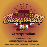 FHS Competition Squad to compete in Varsity Prelims tomorrow