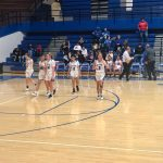 Girls Varsity Basketball falls to Carroll 33 – 19