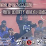 Hot Dog Wrestlers Win County