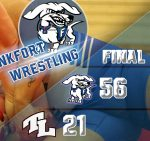 Wrestling:Frankfort, IN 56 Twin Lakes, IN 21