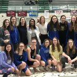 Hot Dogs Swim Well in Sectionals