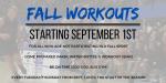 Fall Basketball Workouts
