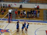 Volleyball Fell at Western Boone