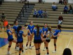 Volleyball at Tipton