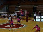 Volleyball Loses Heartbreaker at Danville