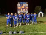 FHS Football Week 9 vs Crawfordsville