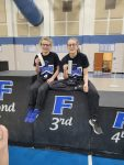 Eryka and Emma Pillion Qualify IHSGW State Finals