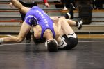 Wrestlers fall to Western