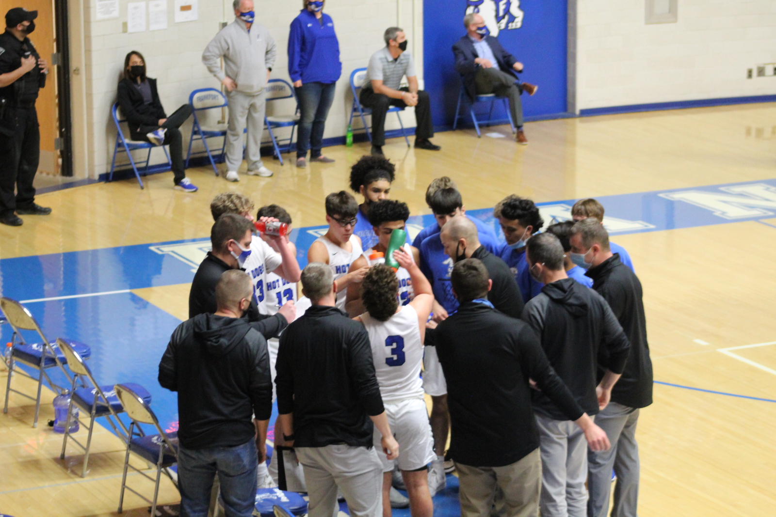 BBB   Frankfort vs. Tri-West   Sectional Round 1