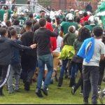 Cass Technical High School Varsity Football beat Martin Luther King High School 31-18