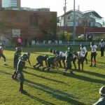 Cass Technical High School Junior Varsity Football beat Osborn High School 30-16