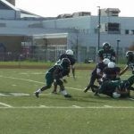 Cass Technical High School Junior Varsity Football beat Denby High School 8-0