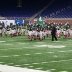 Cass Technical High School Varsity Football beat Martin Luther King High School 41-20