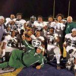 Cass Technical High School Varsity Football beat Saline High School 43-42