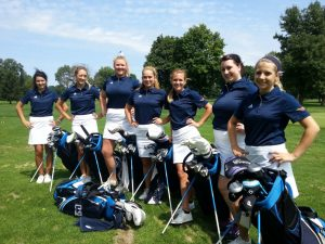 Blazer Girls Golf