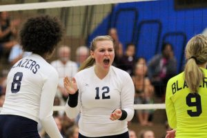 Volleyball vs Penn Photo Gallery