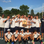 Boys Tennis Wins City Title