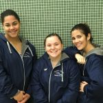 Girls Swim Team wins again