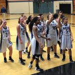 Girls Basketball drops 81 points in win